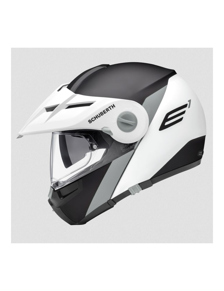 Schuberth E1 Gravity Grey