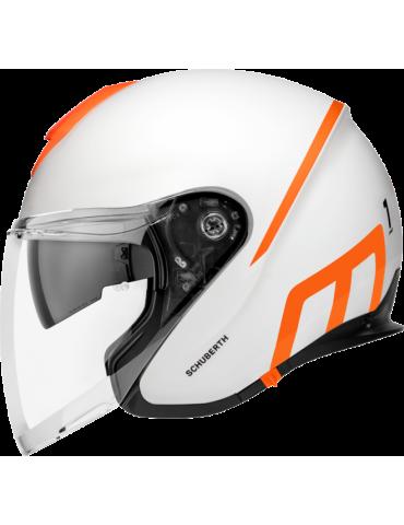 Schuberth M1 Pro Strike White