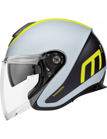 Schuberth M1 Pro Triple Yellow