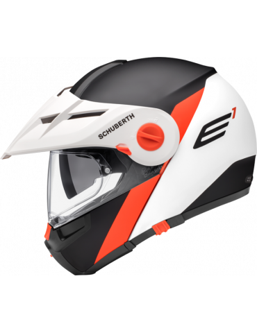 Schuberth E1 Gravity Orange