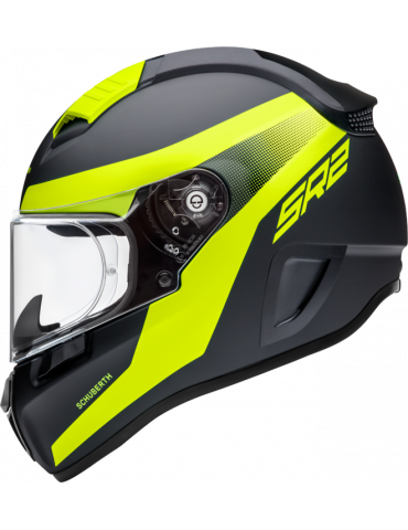 Schuberth SR2 Resonance Yellow