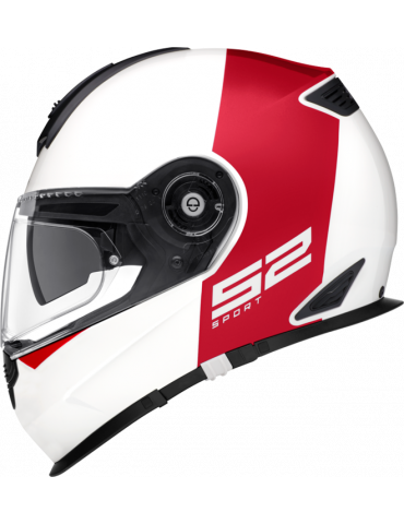 Schuberth S2 Sport Redux Red