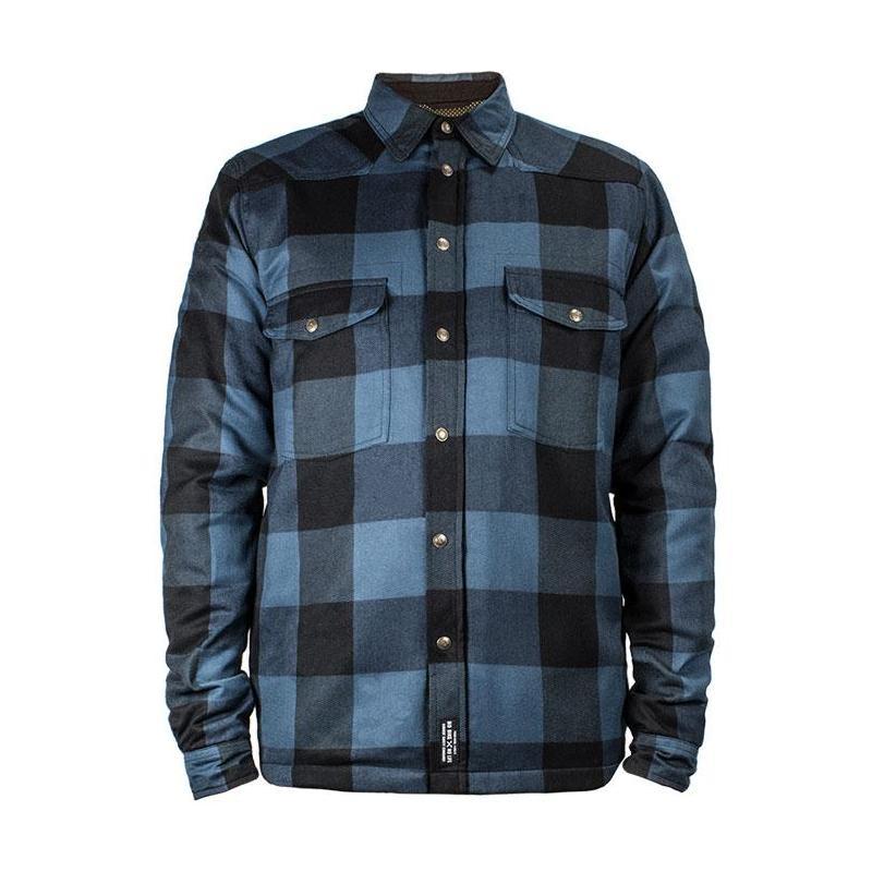 John Doe Motoshirt Blue