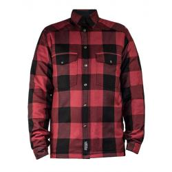 John Doe Motoshirt red