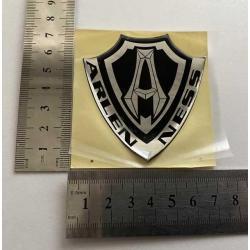 Arlen Ness 3D наклейка
