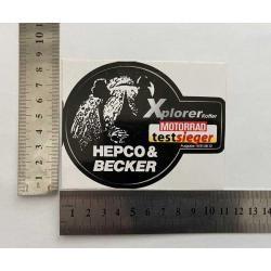 Hepco Becker Xplorer