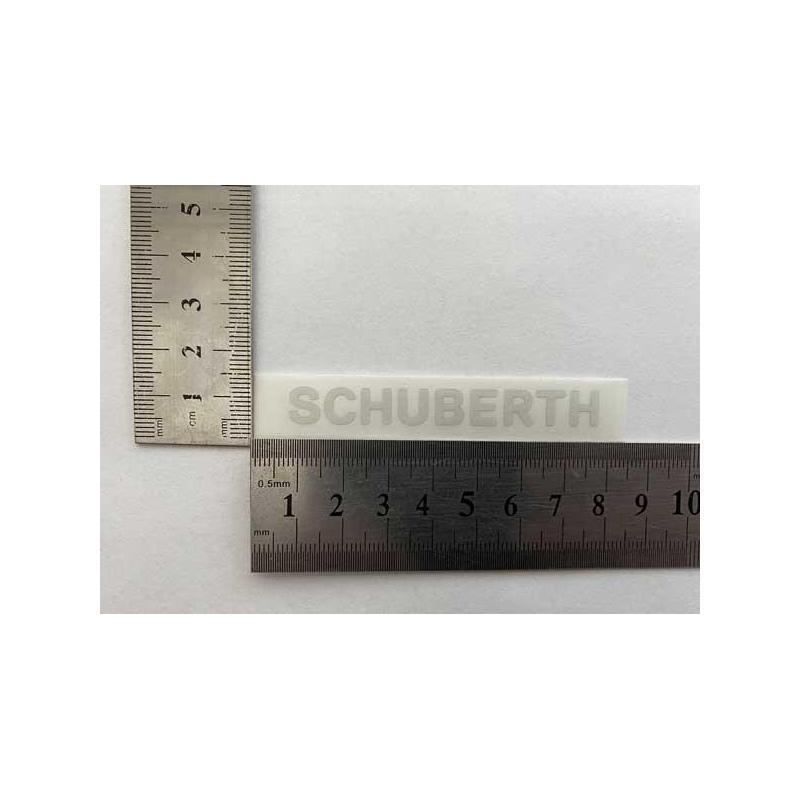 Schuberth наклейка