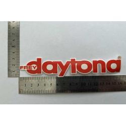 Daytona nálepka červená