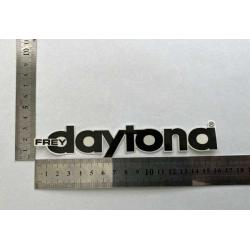 Daytona Aufkleber schwarz