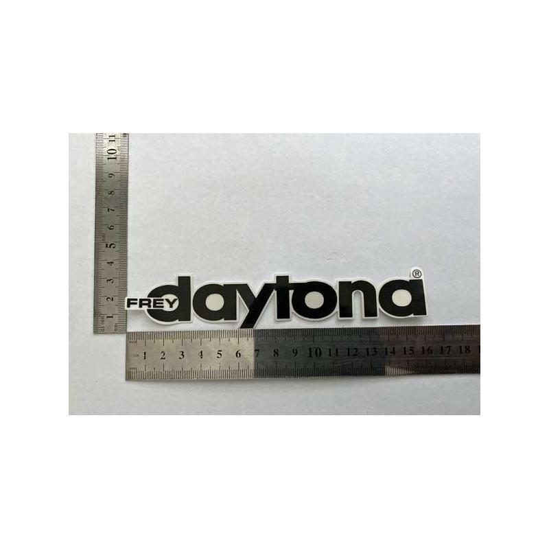 Daytona наклейка черная