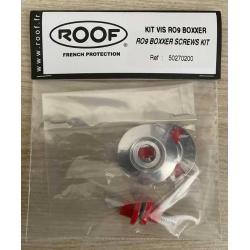 Roof Boxxer Carbon набор шурупов