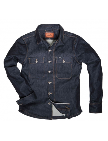 Rokker Denim Rider Shirt Raw