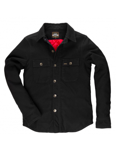 Rokker Black Jack Rider Shirt Warm