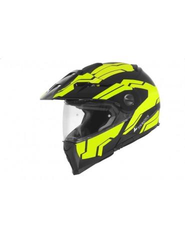 Vyklápěcí helma Touratech Aventuro Mod, provedení Vision, ECE