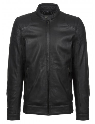 John Doe Roadster Leather Jacket with Kevlar ®