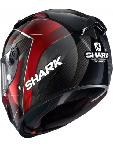 Shark RACE-R PRO CARBON DEAGER rot