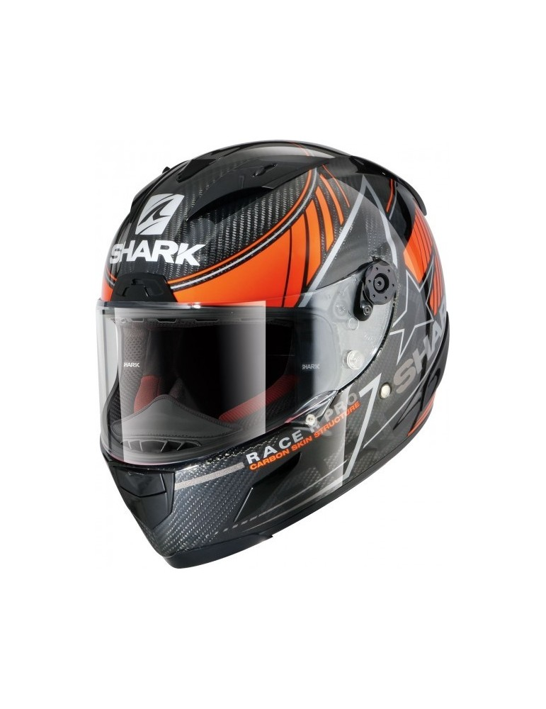 Shark RACE-R PRO CARBON KOLOV orange