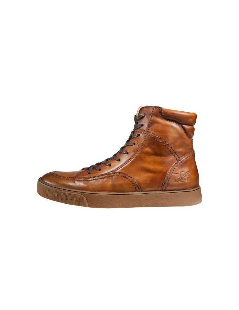 Rokker City Sneaker Brown