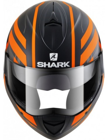 Shark Evoline Serie 3 Corvus matt orange