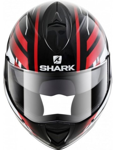 Shark Evoline Serie 3 Corvus red