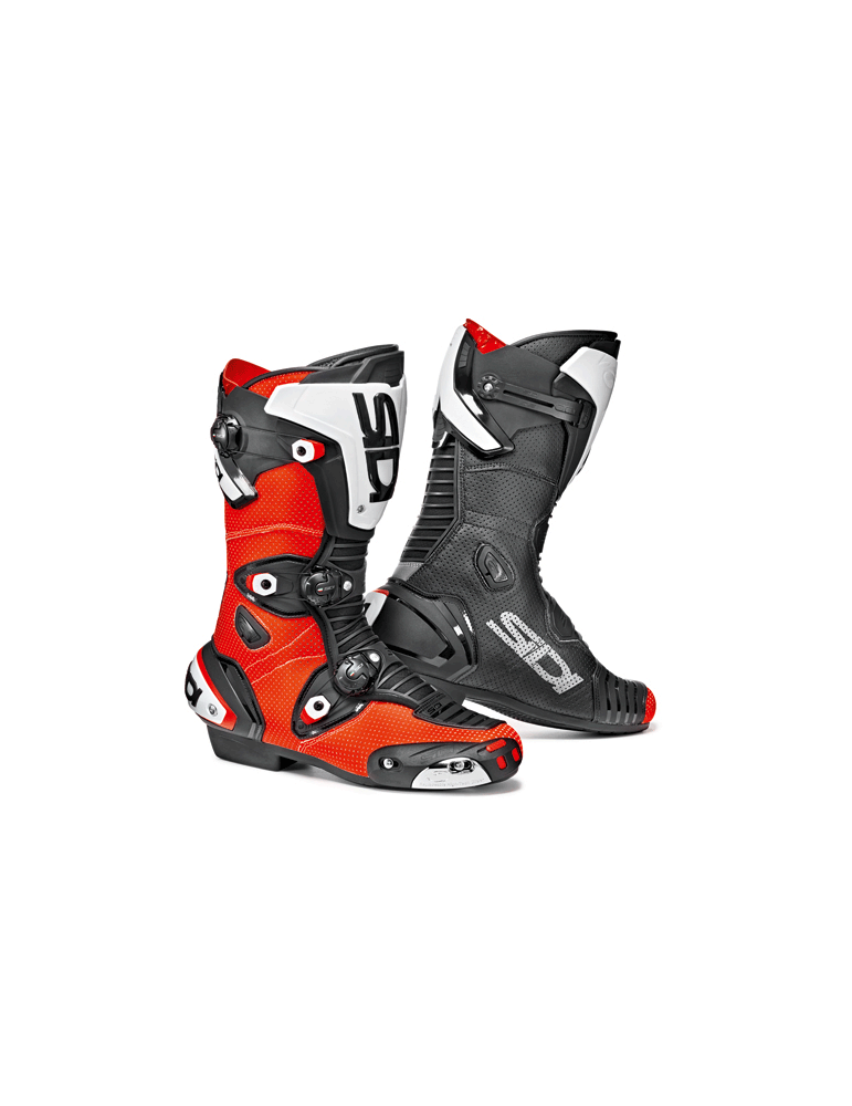 Sidi Mag 1 AIR Red Fluo Black