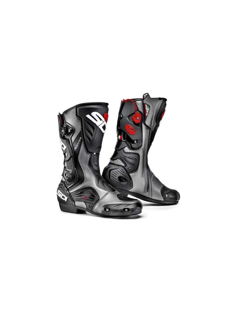 Sidi Roarr Antraciet Black