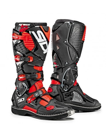 Sidi Crossfire 3 Red Fluo Black