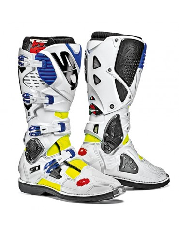 Sidi Crossfire 3 Yellow White Blue