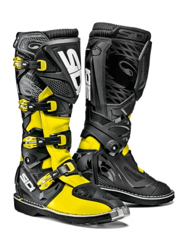 Sidi X-Treme Yellow Fluo Black