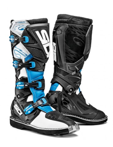 Sidi X-Treme Light Blue Black