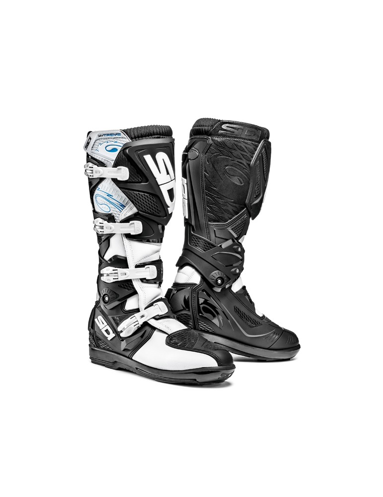 Sidi X-Treme SRS White Black
