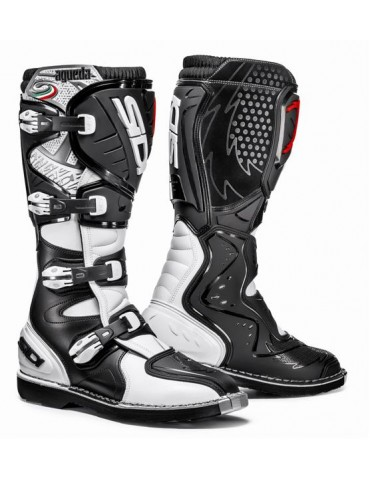 Sidi Agueda White Black