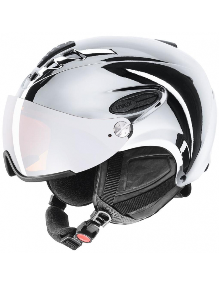 Uvex hmlt 300 Visor Chrome LTD